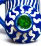 Taza para té con infusor detalle tapa